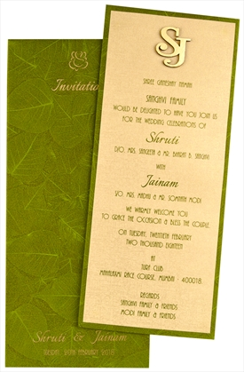 Floral Wedding Invitations Floral Wedding Cards Indian Wedding Card