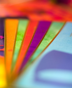 Multi-color Offset printing