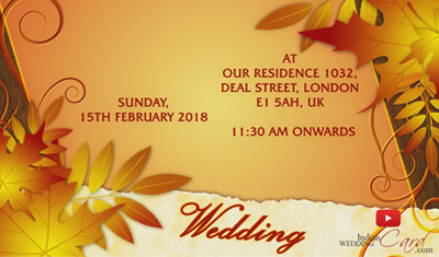 E Invitations India Mobile Email Wedding Invitations