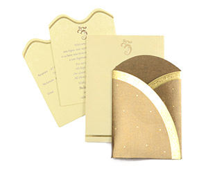 Odd Shape Invitations