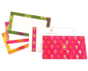 Vibrant/Contrasting Color Cards
