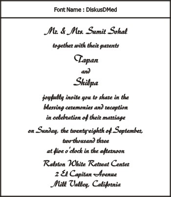 Marriage Invitations Scroll Wedding Invitation Card Muslim