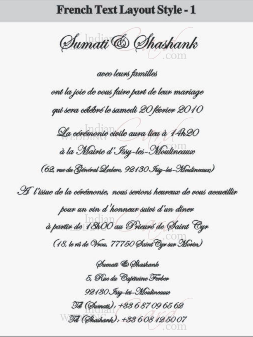 Scroll wedding invitations scroll invitations wedding scrolls french text layout 1 stopboris Image collections