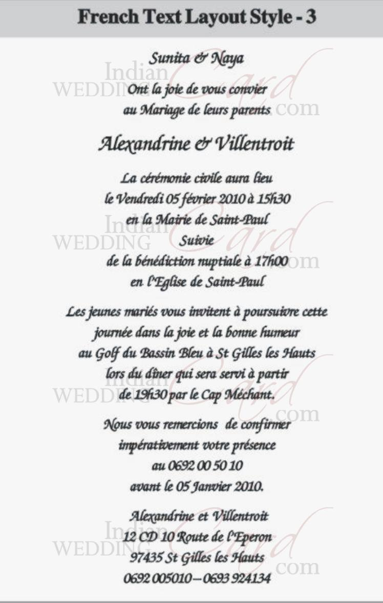 Scroll wedding invitations scroll invitations wedding scrolls french text layout 3 stopboris Image collections