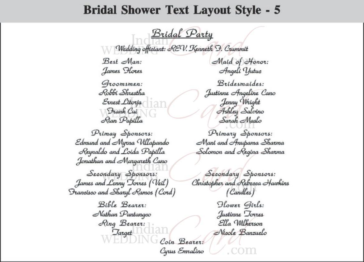 bridal shower layout 5