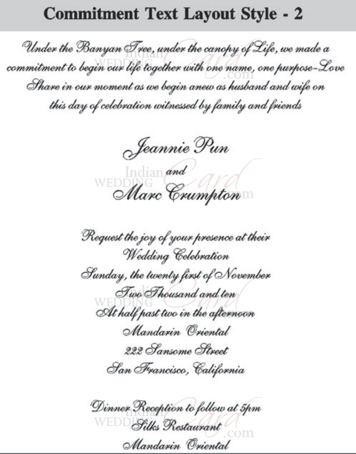 Scroll wedding invitations scroll invitations wedding scrolls bat commitment text layout style 2 stopboris Choice Image