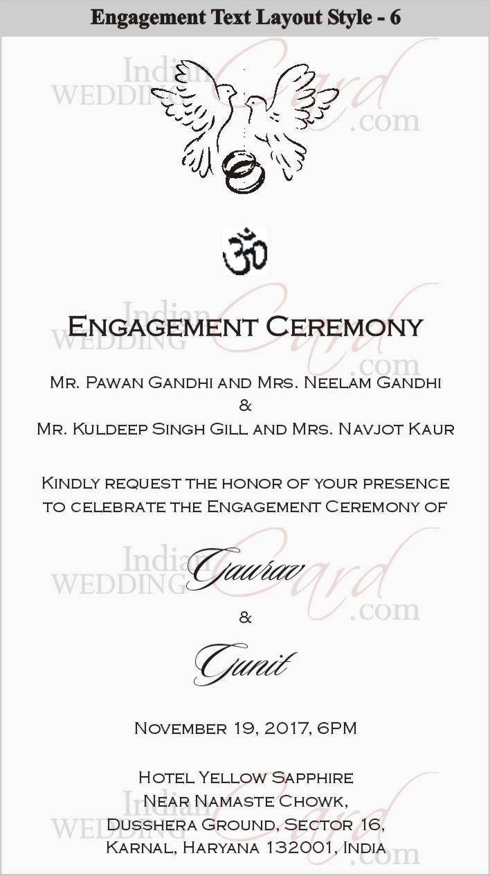 Scroll wedding invitations scroll invitations wedding scrolls engagement ceromany layout style 6 stopboris Gallery