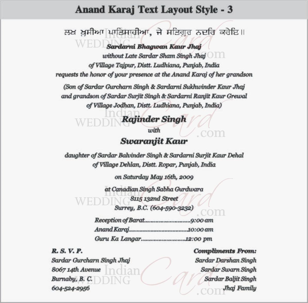 Scroll wedding invitations scroll invitations wedding scrolls bat anand karaj layout 3 stopboris Gallery